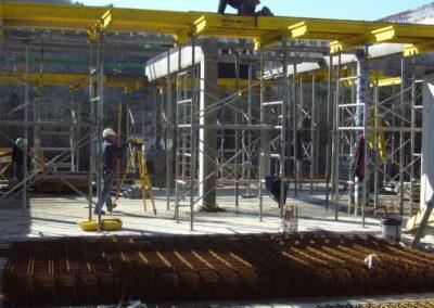 Lachand (12) maconnerie, construction Montbrison