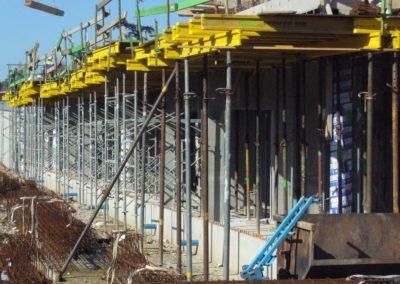 Lachand (40) maconnerie, construction Montbrison