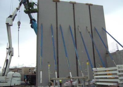 Photo 076 maconnerie, construction Montbrison